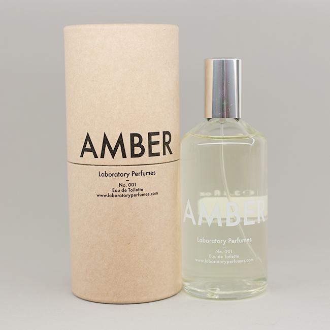 laboratory perfume